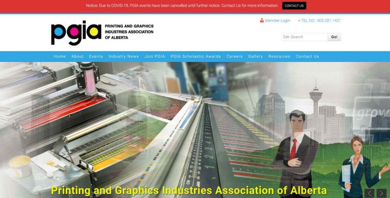 Printing and Graphics Industries Association of Alberta